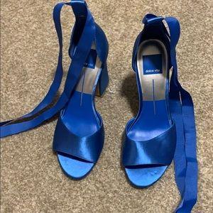 Brand new Blue Dolce Vita Heels